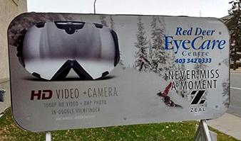 Banners Red Deer